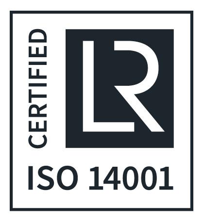 ISO 14001 certificering