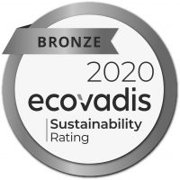 Bonzen rating Ecovadis Sustainability Rating